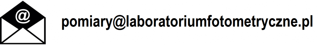 pomiary@laboratoriumfotometryczne.pl
