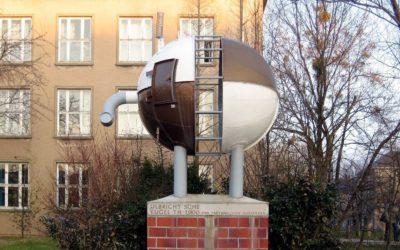 Kula Ulbrichta w galerii sław