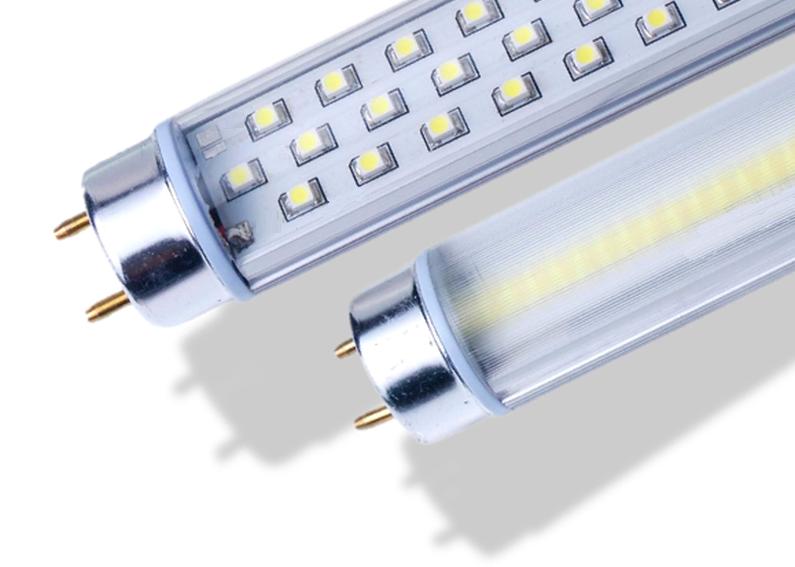 Nowoczesne świetlówki LED vs liniowe